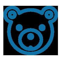 Icon of teddy bear
