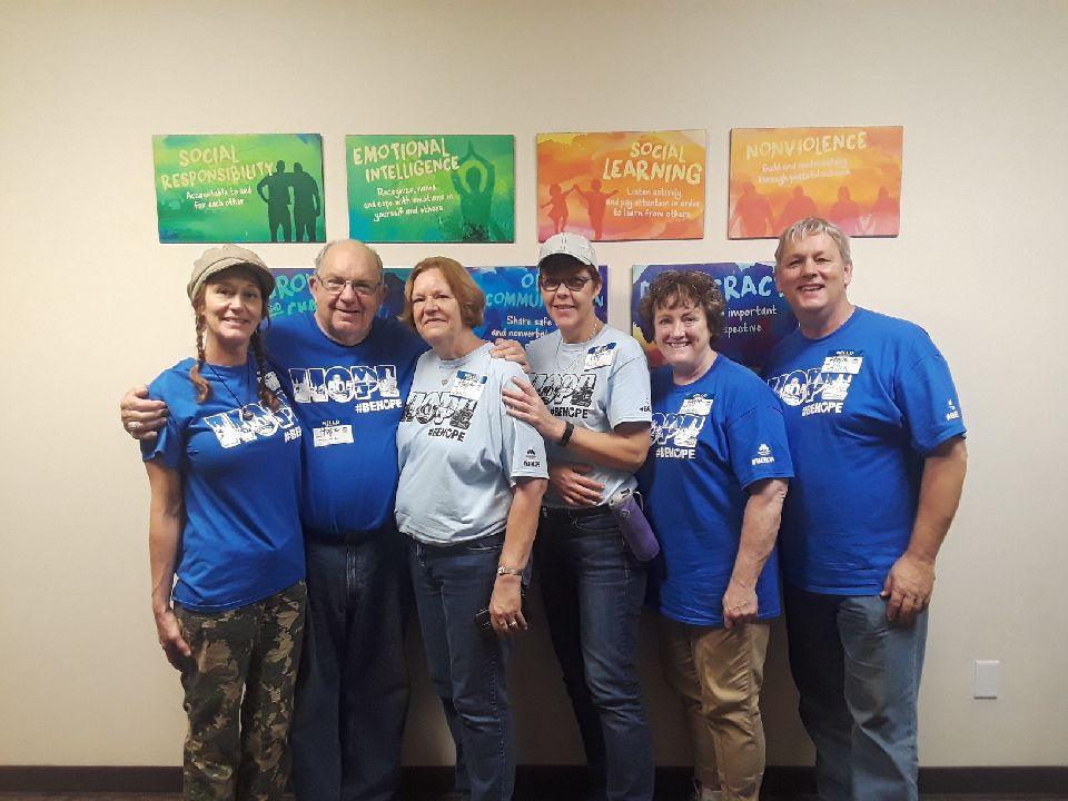 Metropolitan Ministries volunteers in Tampa, FL