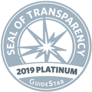 The seal of transparency from GuideStar