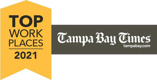 Top Workplaces 2021 Tampa Bay Times